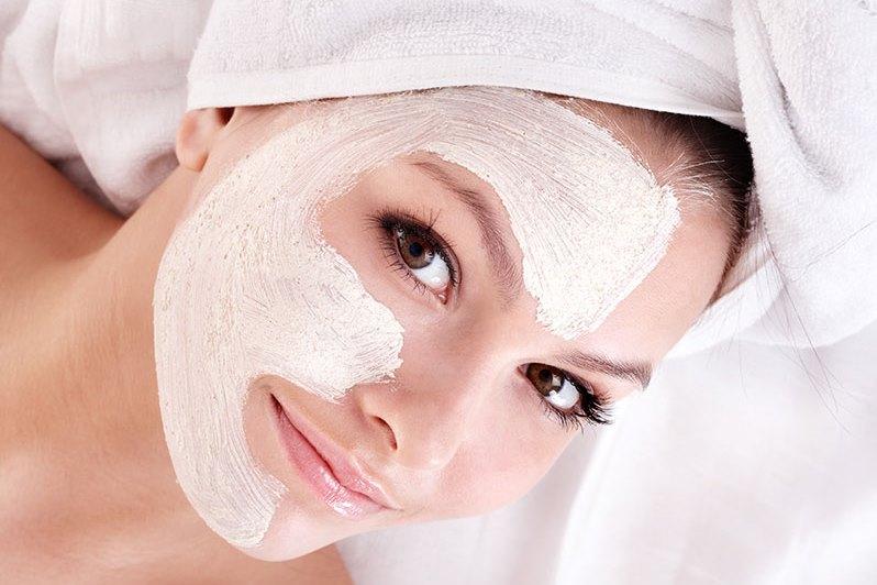 Домашняя лифтинг маска для лица