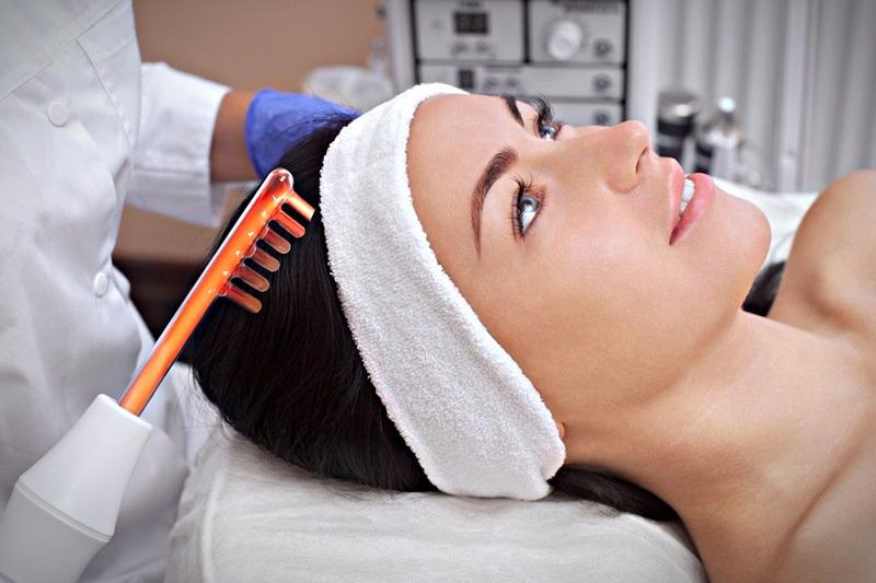 Аппарат Дарсонваль для волос - инструкция по применению в домашних условиях: важные нюансы