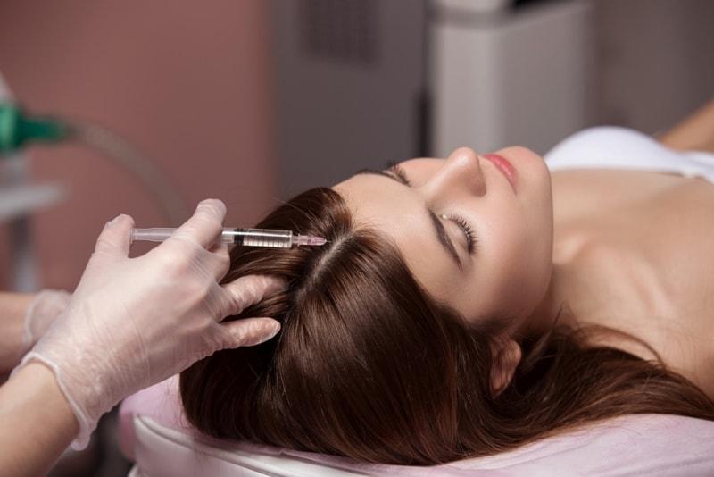 Мезотерапия для волос для роста