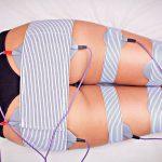 Проводится миостимуляция тела