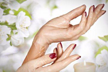 Парафинотерапия для рук и ее польза