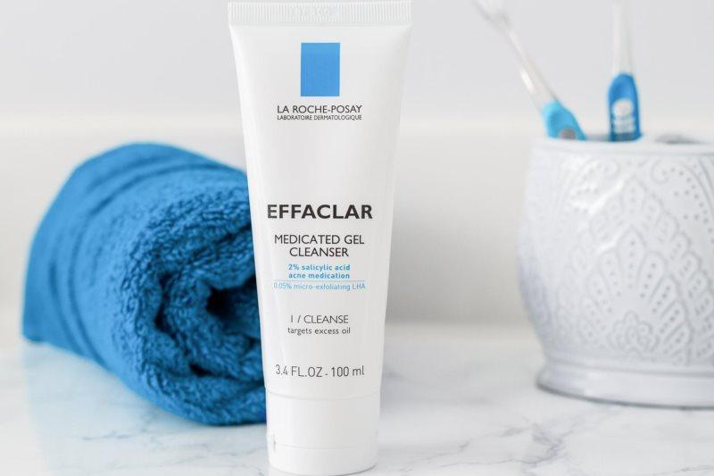 Гель для умывания для проблемной кожи La Roche-Posay Effaclar Medicated Gel Cleanser