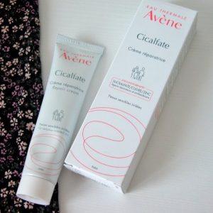 Крем Avene Cicalfate Repair Cream для восстановления кожи