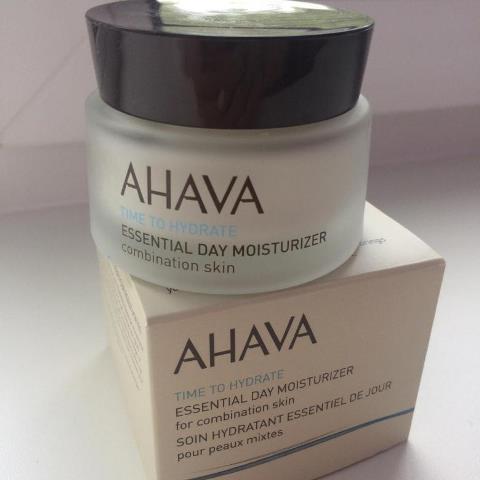 Крем для жирной кожи Ahava, Time to hydrate
