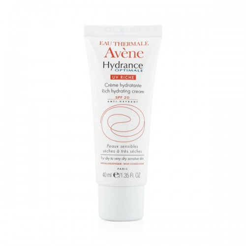 Avene, Optimale Riche SPF 20