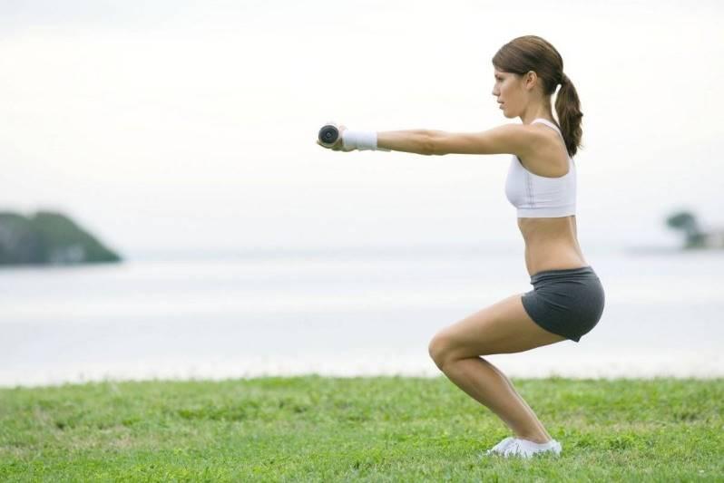 Как уменьшить бедра с помощью упражнений