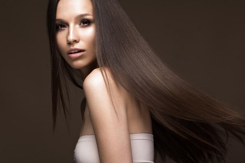 Холодный Ботокс: эффект на волосах