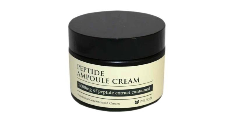 Mizon «Peptide ampoule cream»
